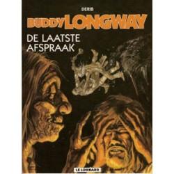Buddy Longway 16 De laatste afspraak