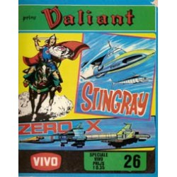 Prins Valiant Vivo 26 1e druk 1967