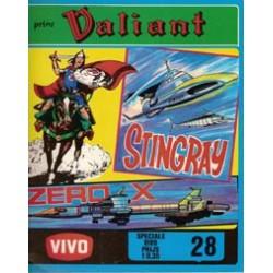 Prins Valiant Vivo 28 1e druk 1967