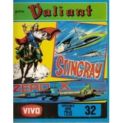 Prins Valiant Vivo 32 1e druk 1967