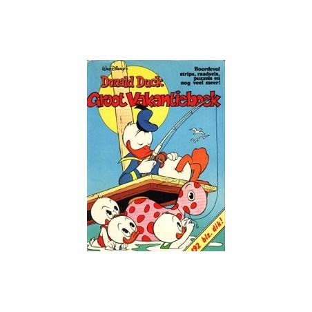 Donald Duck vakantieboek 1979