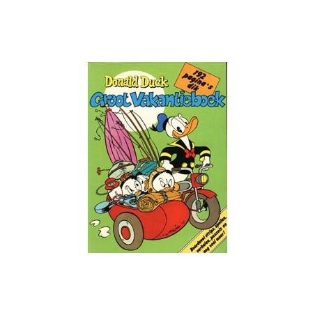 Donald Duck vakantieboek 1981
