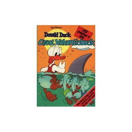 Donald Duck vakantieboek 1983
