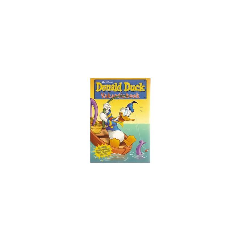 Donald Duck vakantieboek 2003