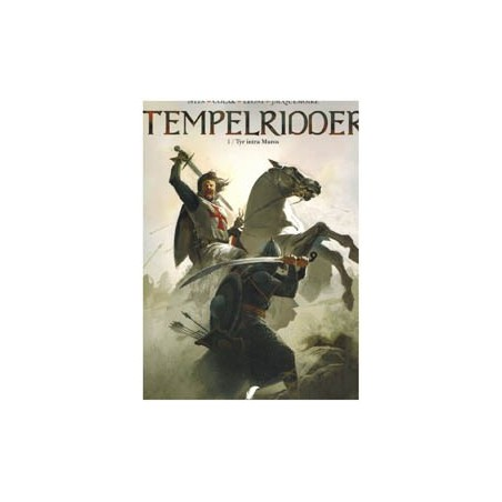 Tempelridder 01 Tyr intra Muros