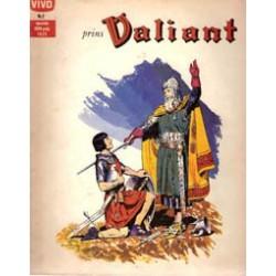Prins Valiant Vivo set deel 1 t/m 55 1e drukken 1966-1968