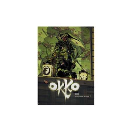 Okko 08 HC De cyclus van het vuur II