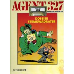 Agent 327 HC 03<br>Dossier stemkwadrater