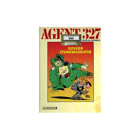 Agent 327  HC 03 Dossier stemkwadrater