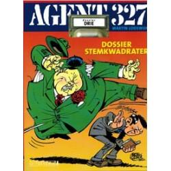 Agent 327 03 SC<br>Dossier stemkwadrater