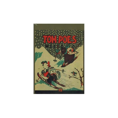 Tom Poes Weekblad Bundel 12 HC