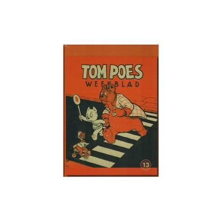 Tom Poes  Weekblad Bundel 13 HC