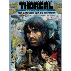 Thorgal<br>Werelden SP Ontstaan van de Werelden SC<br>1e druk