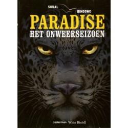 Paradise setje<br>deel 1 t/m 4<br>1e drukken 2005-2008