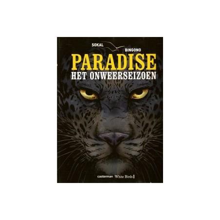 Paradise setje deel 1 t/m 4 1e drukken 2005-2008