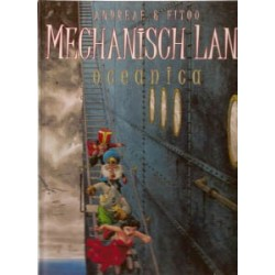 Mechanisch Land set HC<br>deel 1 t/m 3<br>1e drukken 2002-2006