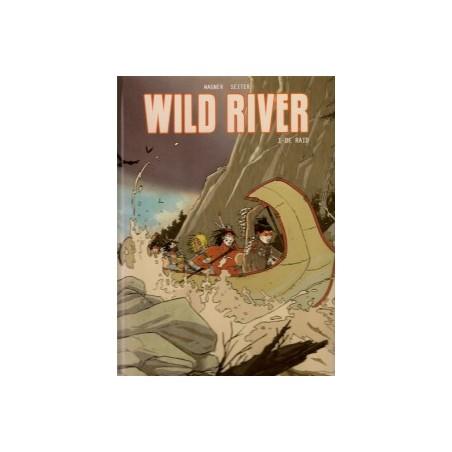 Wild river set HC<br>deel 1 & 2<br>1e drukken 2008-2009