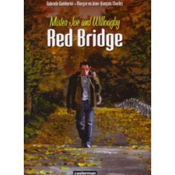 Red bridge set HC<br>Mister Joe and Willoagby 1 & 2<br>1e druk