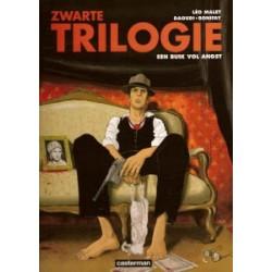 Zwarte trilogie set HC<br>deel 1 t/m 3<br>1e drukken 2005-2007