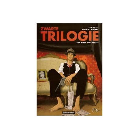 Zwarte trilogie set HC deel 1 t/m 3 1e drukken 2005-2007
