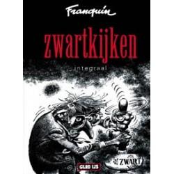 Franquin<br>Zwartkijken Integraal SC