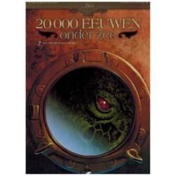 20.000 Eeuwen onder zee 02 HC<br>Het schuilhol van Cthulhu