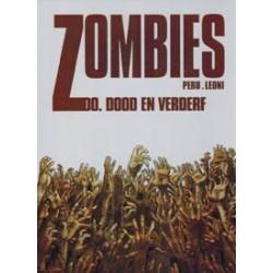 Zombies 00 HC Dood en verderf