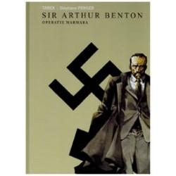 Sir Arthur Benton set HC<br>deel 1 t/m 3