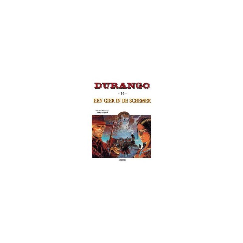 Durango  16 Een gier in de schemer