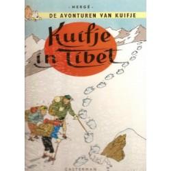 Kuifje facsimile HC - In Tibet Nieuw in plastic