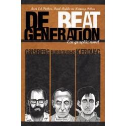 Pekar<br>De beat generation<br>Ginsberg, Burroughs & Kerouac