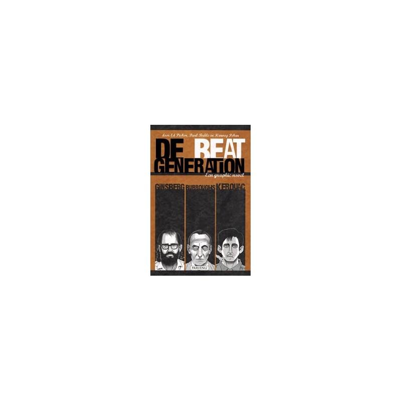 Pekar De beat generation Ginsberg, Burroughs & Kerouac