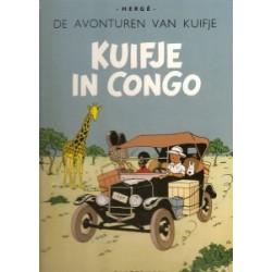 Kuifje facsimile HC - In Congo Nieuw, niet in plastic