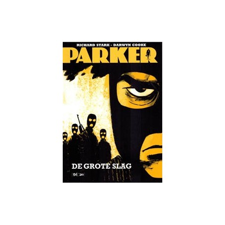 Parker 03 De grote slag 1e druk 2013