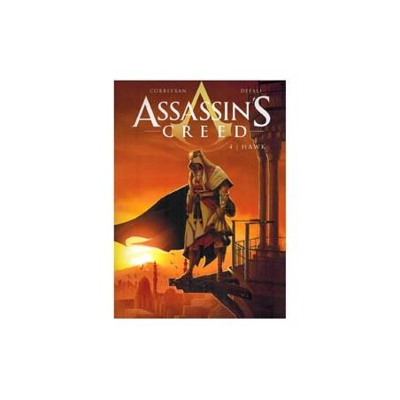 Assassin's creed HC 04 Hawk