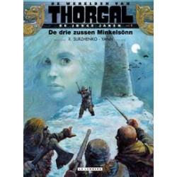 Thorgal Werelden<br>Jonge jaren 01 SC<br>Drie zussen Minkelsonn