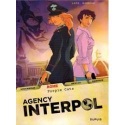 Agency Interpol 03<br>Rome<br>Purple cats