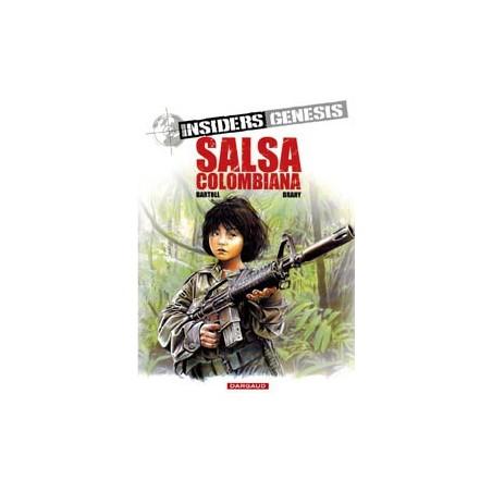 Insiders Genesis 02 Salsa Colombiana