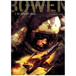 Sergeant Major Bowen 01 SC<br>De hoogste mens
