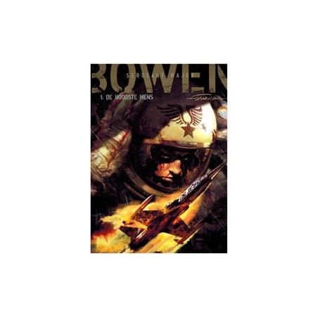 Sergeant Major Bowen 01 De hoogste mens