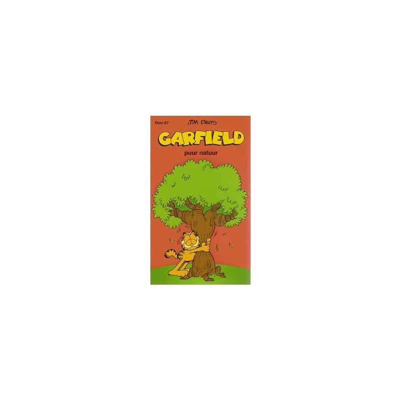 Garfield pocket 67 Puur natuur