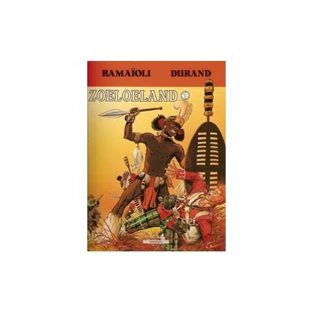 Zoeloeland setje* deel 1 t/m 10 1e drukken 1988-1999