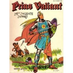 Prins Valiant<br>02 Het zwingende zwaard<br>herdruk