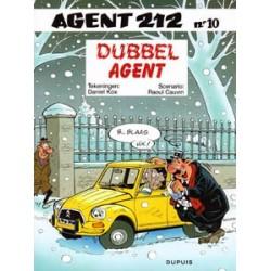 Agent 212<br>10 Dubbel agent<br>1e druk 1988