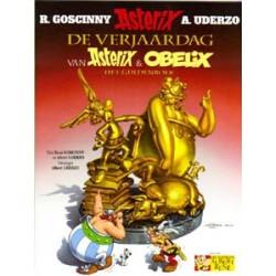 Asterix 34 Verjaardag van Asterix en Obelix 1e druk 2009
