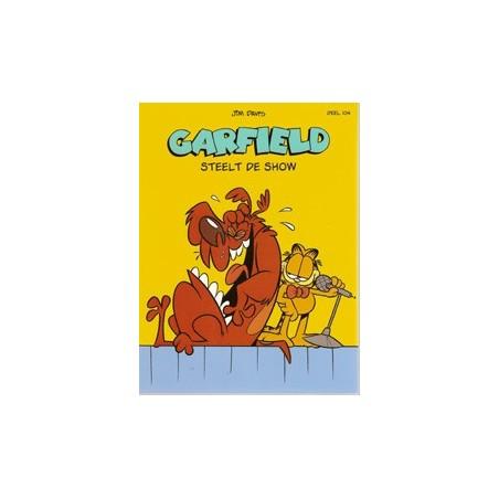 Garfield  104 Steelt de show
