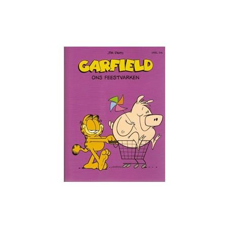Garfield  106 Ons feestvarken
