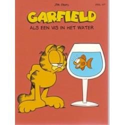 Garfield<br>107 Als een vis in het water