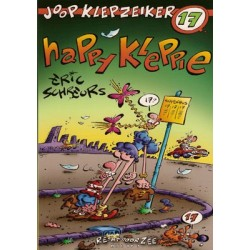 Joop Klepzeiker 17 Happy Kleppie 1e druk 2001