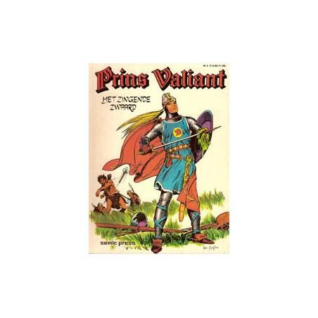 Prins Valiant 02 Het zwingende zwaard 1e druk 1975